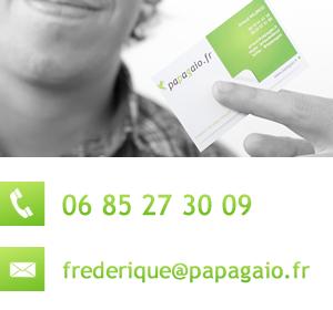 Contact Papagaio Paris